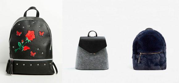 Combina tu ropa con una mochila