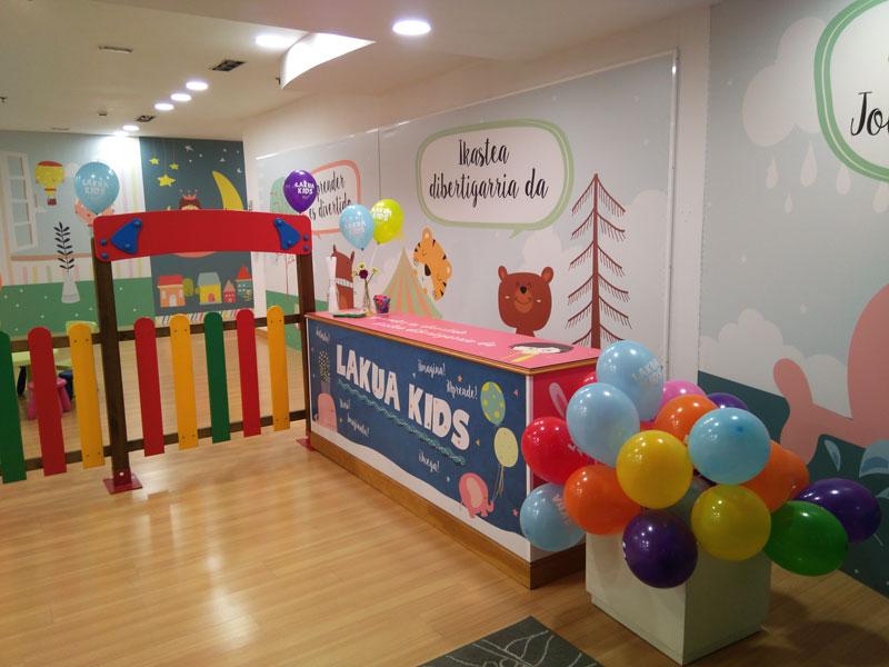 ¡Inauguramos Lakua Kids!