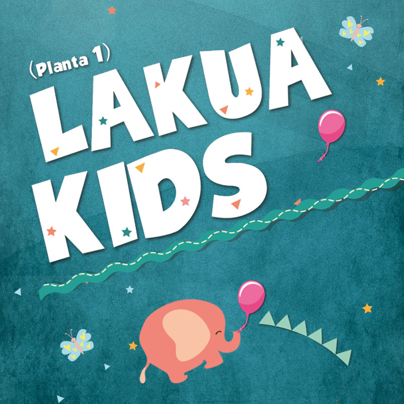 ludoteca Ludoteca para niños y niñas en el centro comercial Lakua Centro de Vitoria-Gasteiz