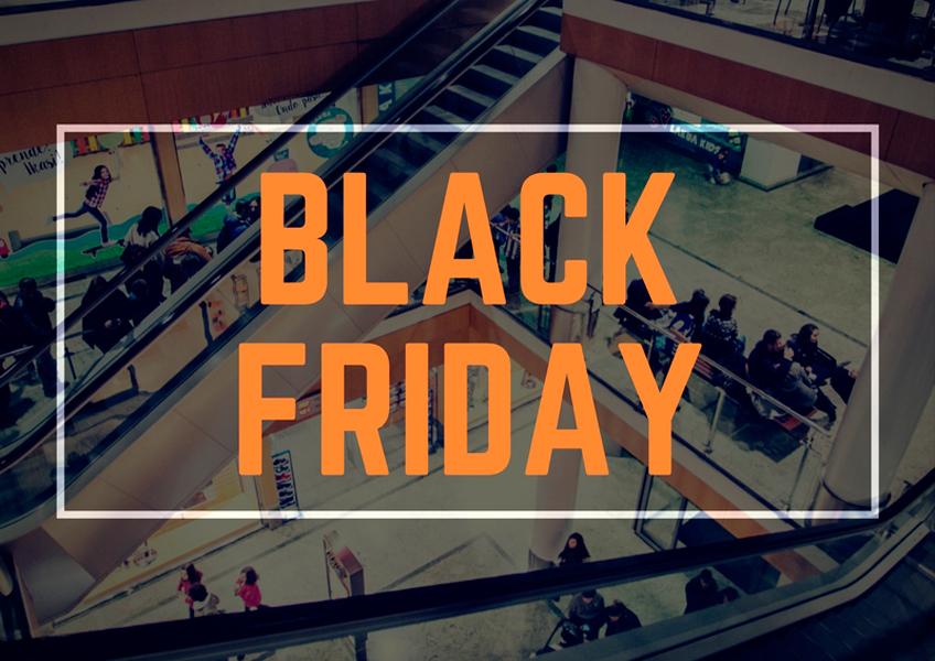 El Black Friday llega a Lakua Centro