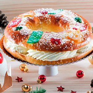 Roscón de Reyes-Receta artesana