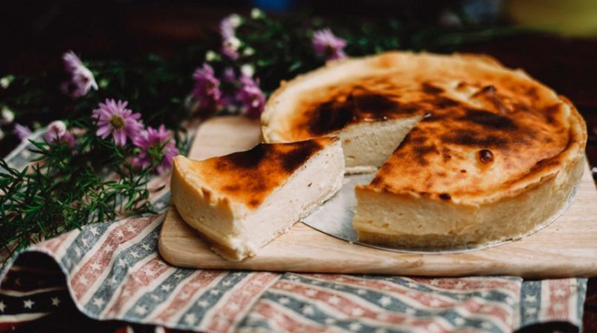 San valentín tarta