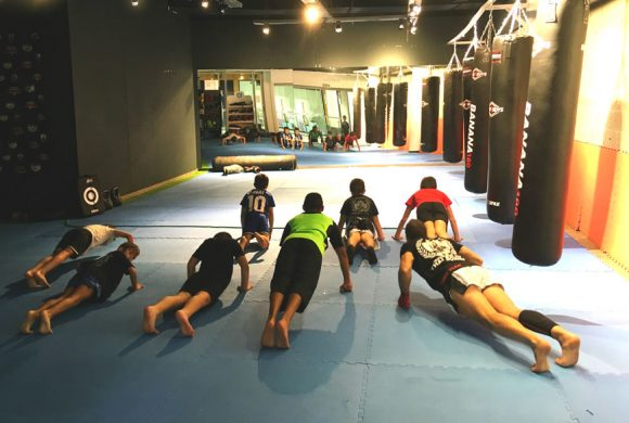 El Thai Boxing llega a Lakua Centro