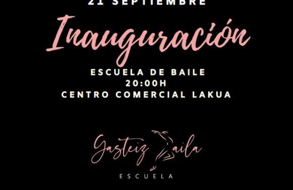 Inauguración Gasteiz Baila